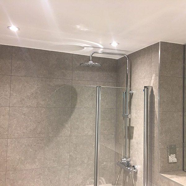 Cricklade bathroom and shower installation